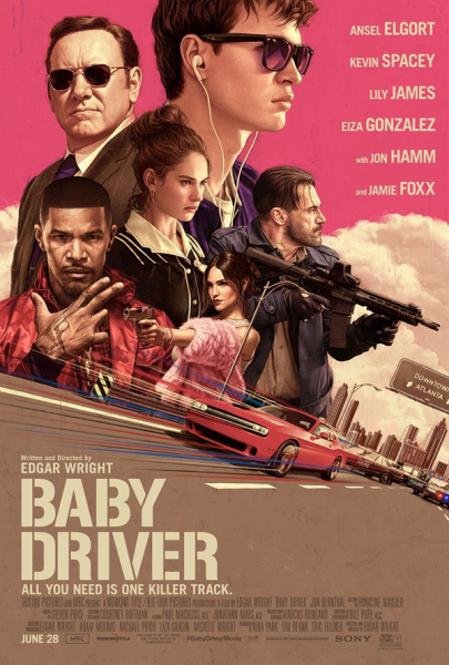 Drive-In: Baby Driver (2 pers. per ticket)