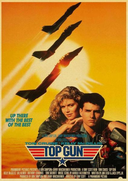 Drive-In: Top Gun (2 pers. per ticket)