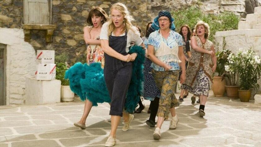 Drive-In: Mamma Mia! (2 pers. per ticket)