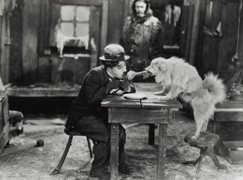 Chaplin: The Gold Rush