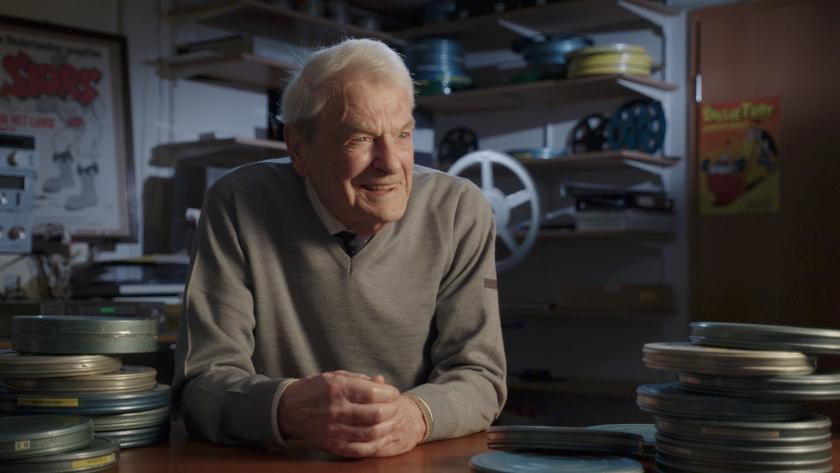 Henk van der Linden: pionier van de kinderfilm