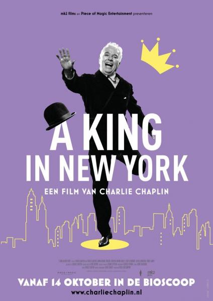 Chaplin: A King in New York