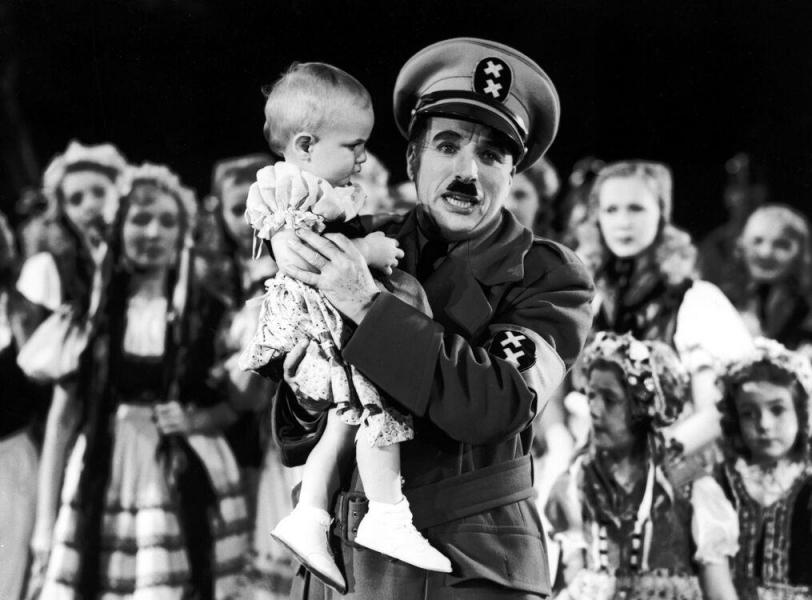 Chaplin: The Great Dictator
