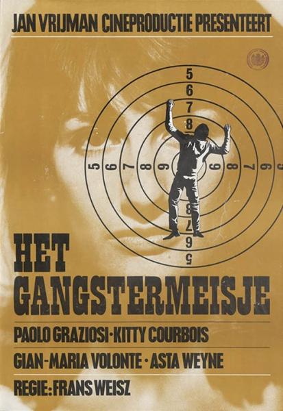 Frans Weisz: Het gangstermeisje