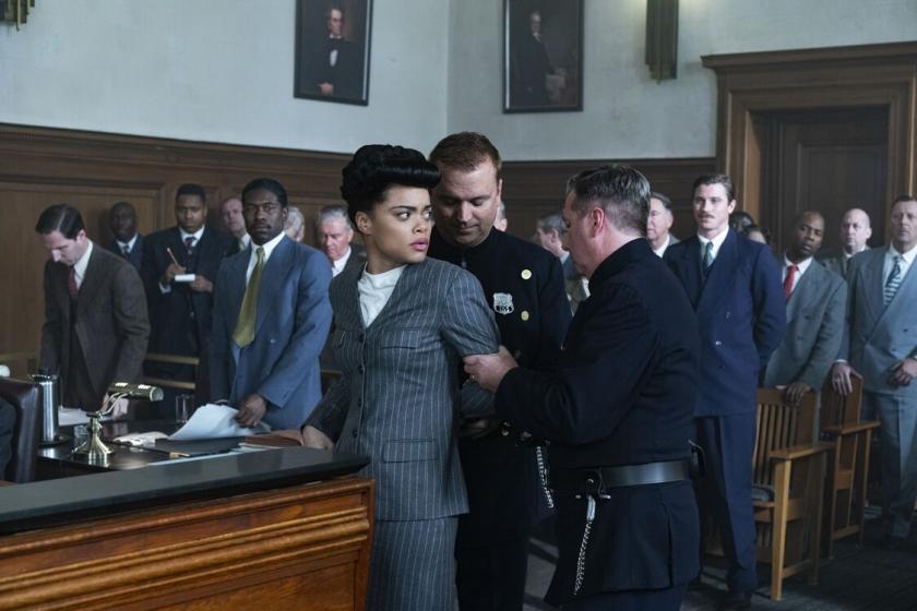 United States vs. Billie Holiday, The