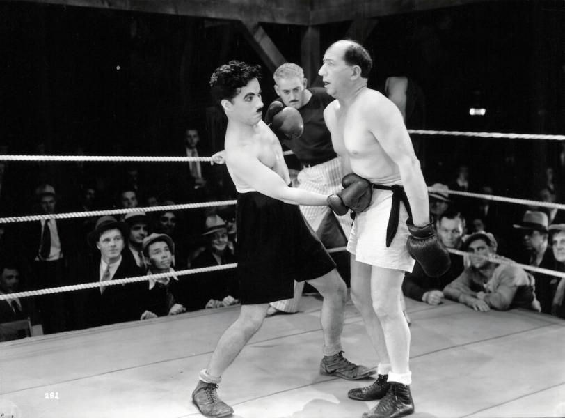 Chaplin: City Lights