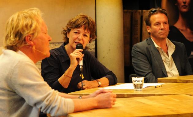 Talkshow met Karin van As